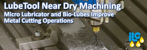 Eco-Lube Production Solutions - Process Wetting Lubrication for Circular Saws and Band Saws